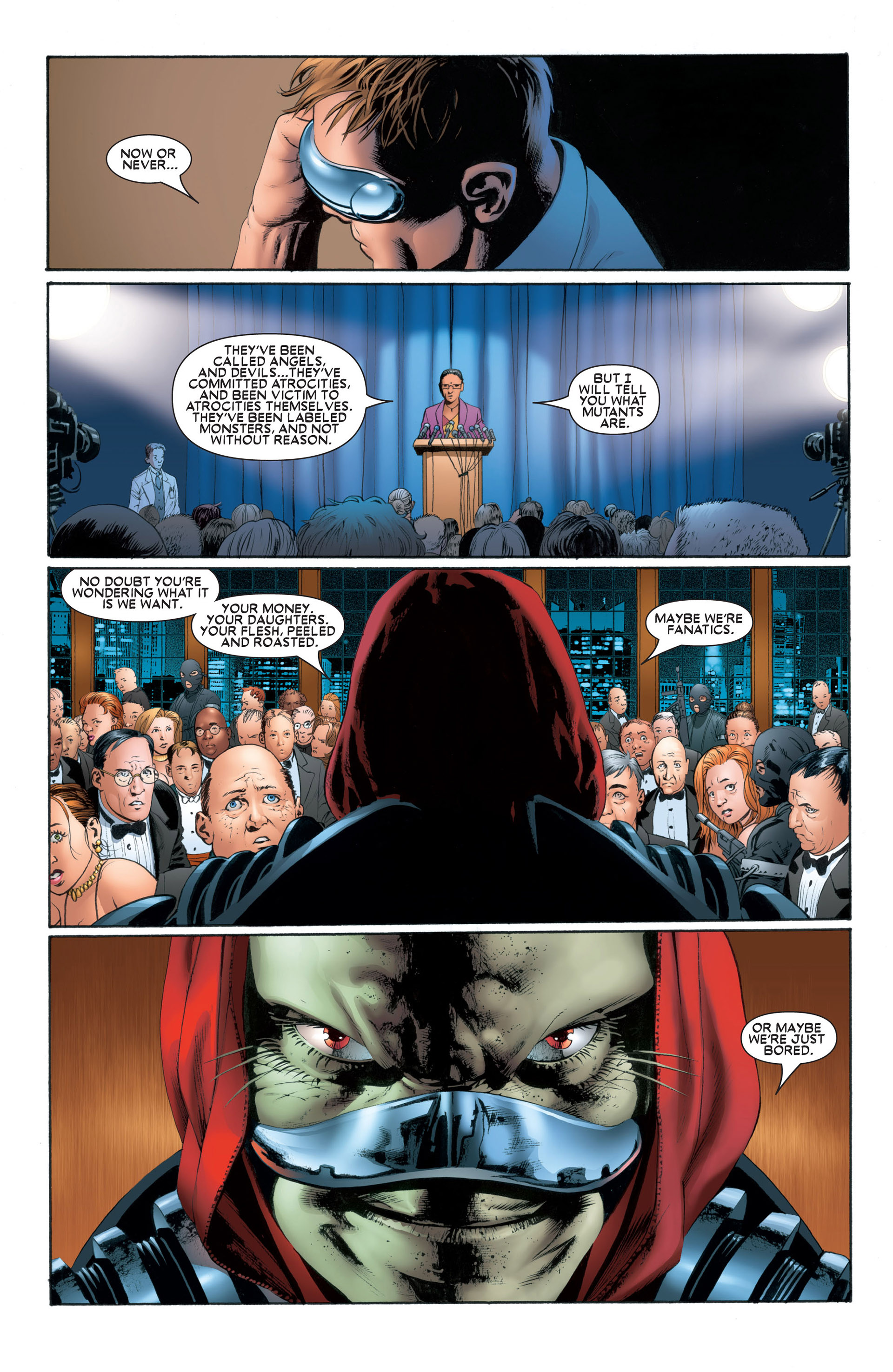 Astonishing X-Men (2004) issue 1 - Page 20