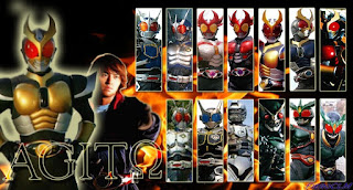 Download Kamen Rider Agito (2001) Full Episode HD Subtitle Indonesia