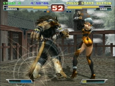 Bloody Roar 3 PS2 GAME ISO Gameplay