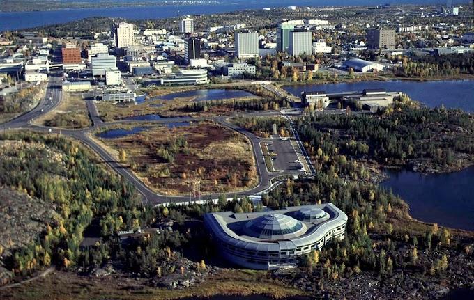 Yellowknife   Cidade do Canadá