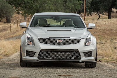 New 2016 Cadillac ATS-V Coupe HD Pictures