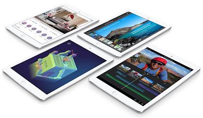 ipad Air 2 qua sử dụng sắm mức phí phù hợp với túi tiền