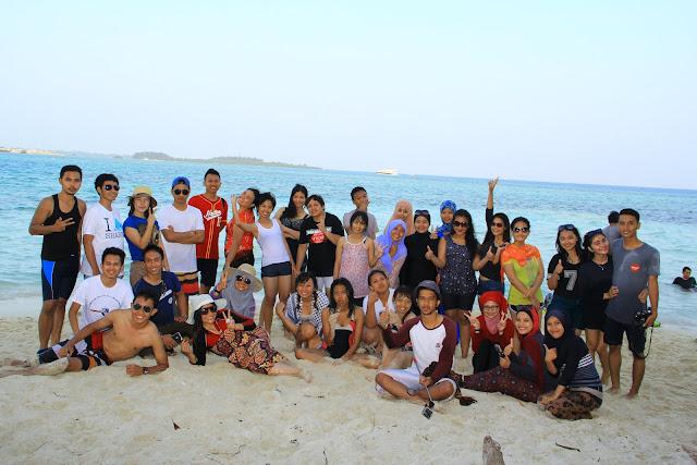 open trip ke pulau pari pulau tikus