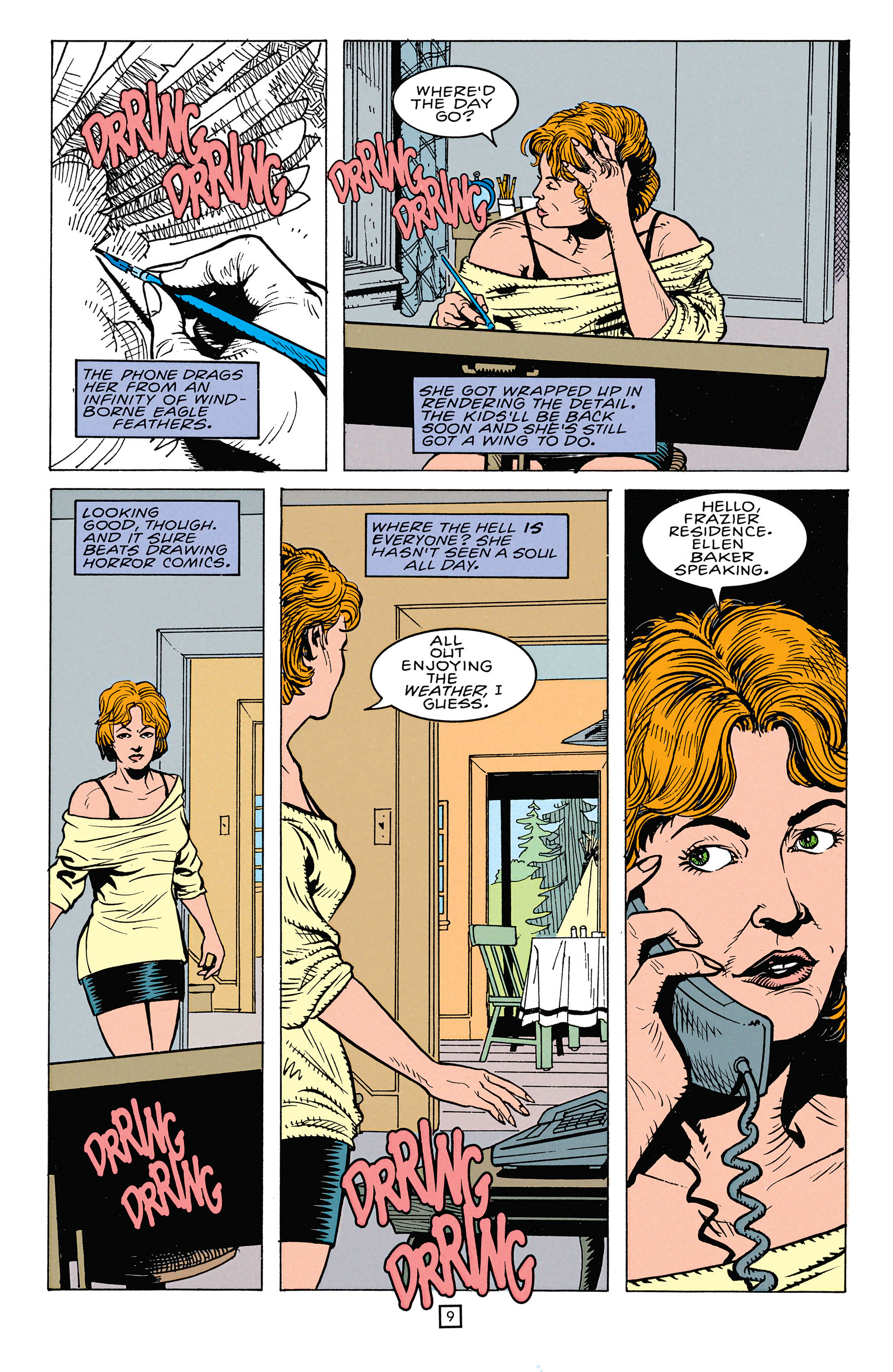 Read online Animal Man (1988) comic -  Issue #64 - 10
