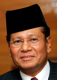 Image result for tan sri ghani othman