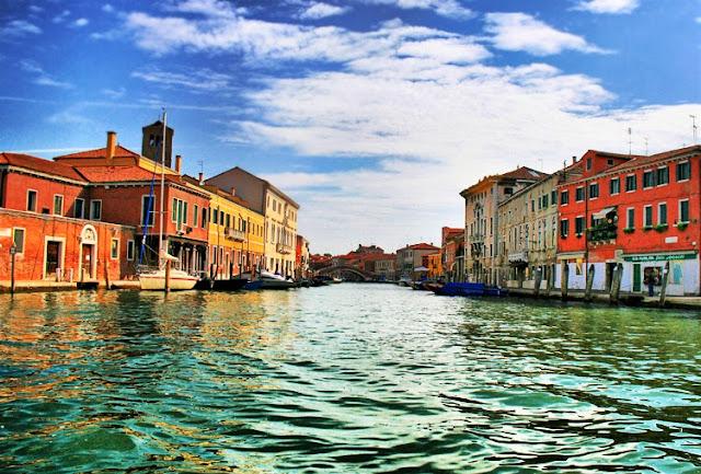 Visite a famosa Ilha de Murano em Veneza
