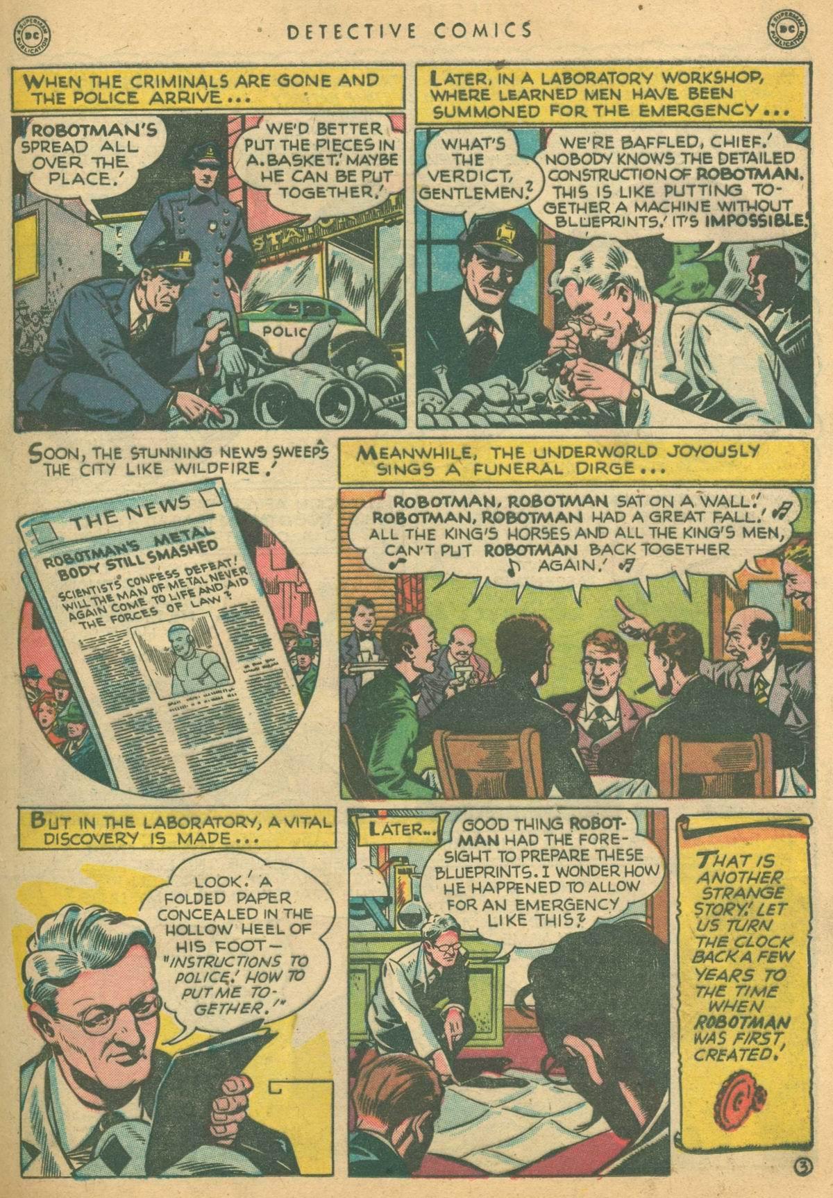 Detective Comics (1937) 138 Page 18
