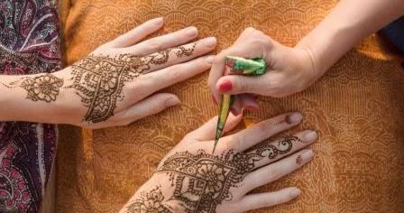 Cara Menghilangkan Henna Pada Kulit Tangan dan Kaki Dengan ...