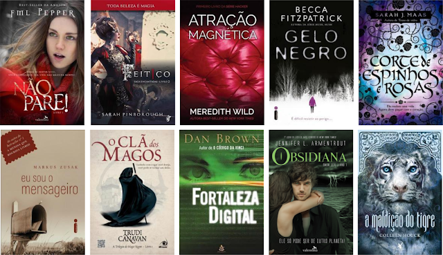 Dez sugestões de livros para tirar você do tédio