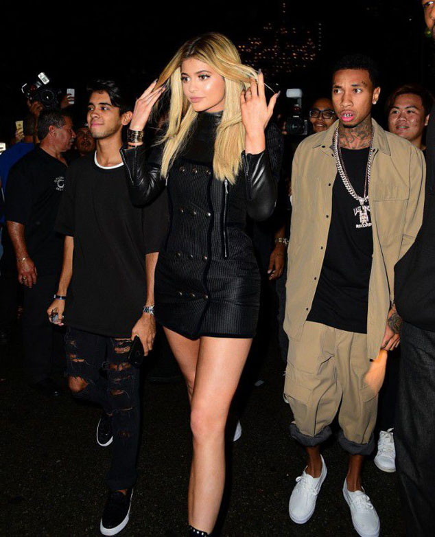 Kylie Jenner: in the footsteps of Kim Kardashian at Fashion Week in New York!