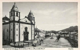 OLD PHOTOS / Postais Antigos 2, Castelo de Vide, Portugal