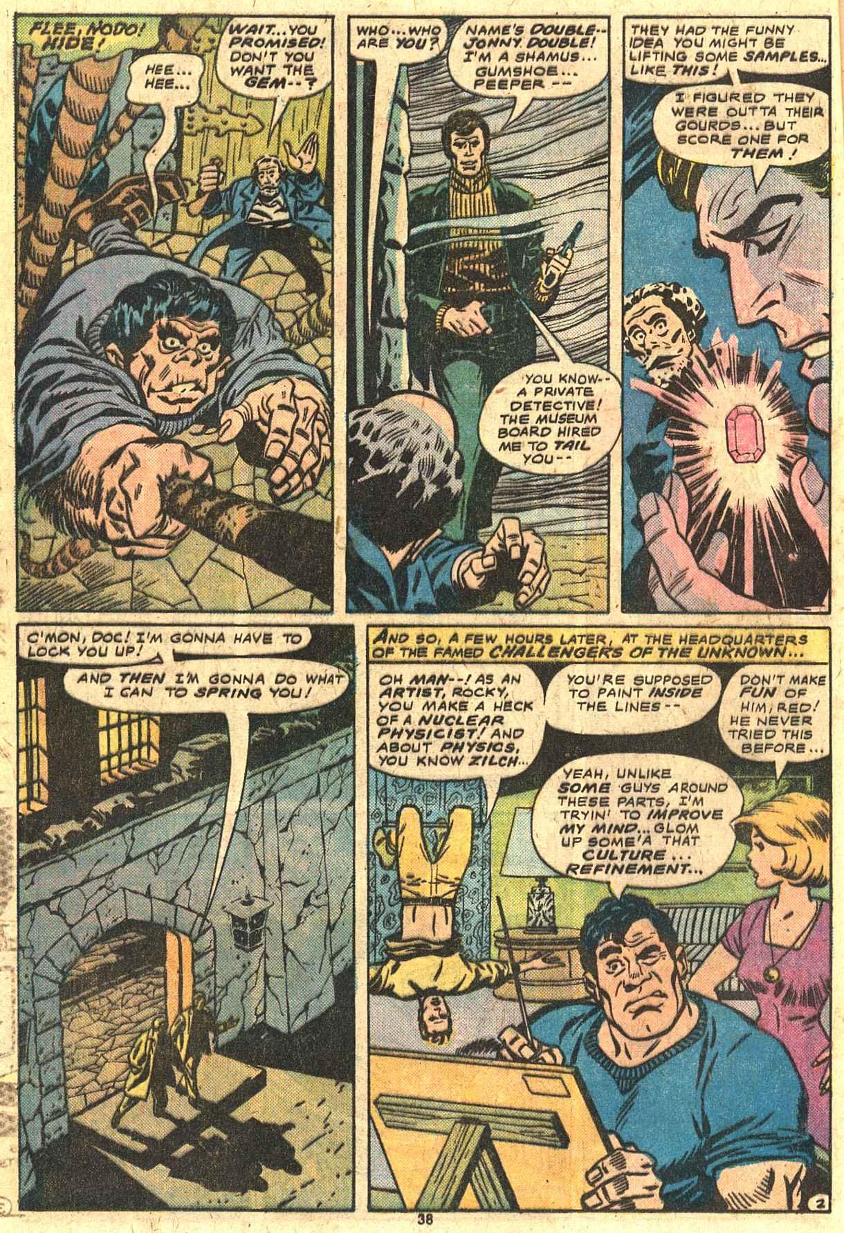 Read online World's Finest Comics comic -  Issue #230 - 36