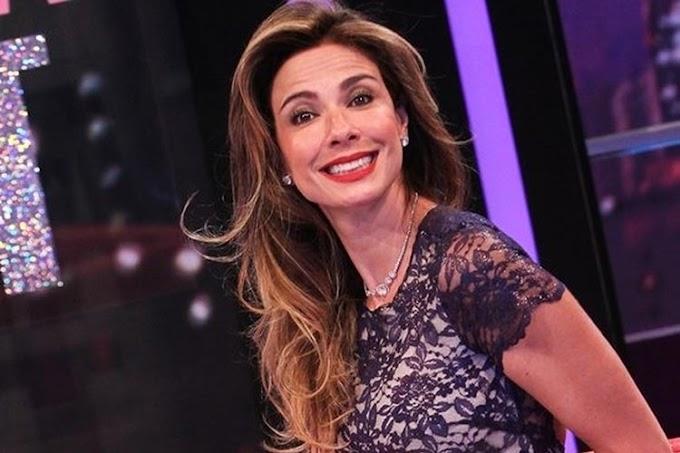 Após boatos de saída, Luciana Gimenez renova com a RedeTV!