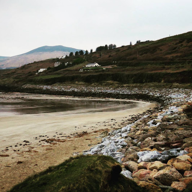 Day Trip from Dingle Town to Tralee - Inch Beach