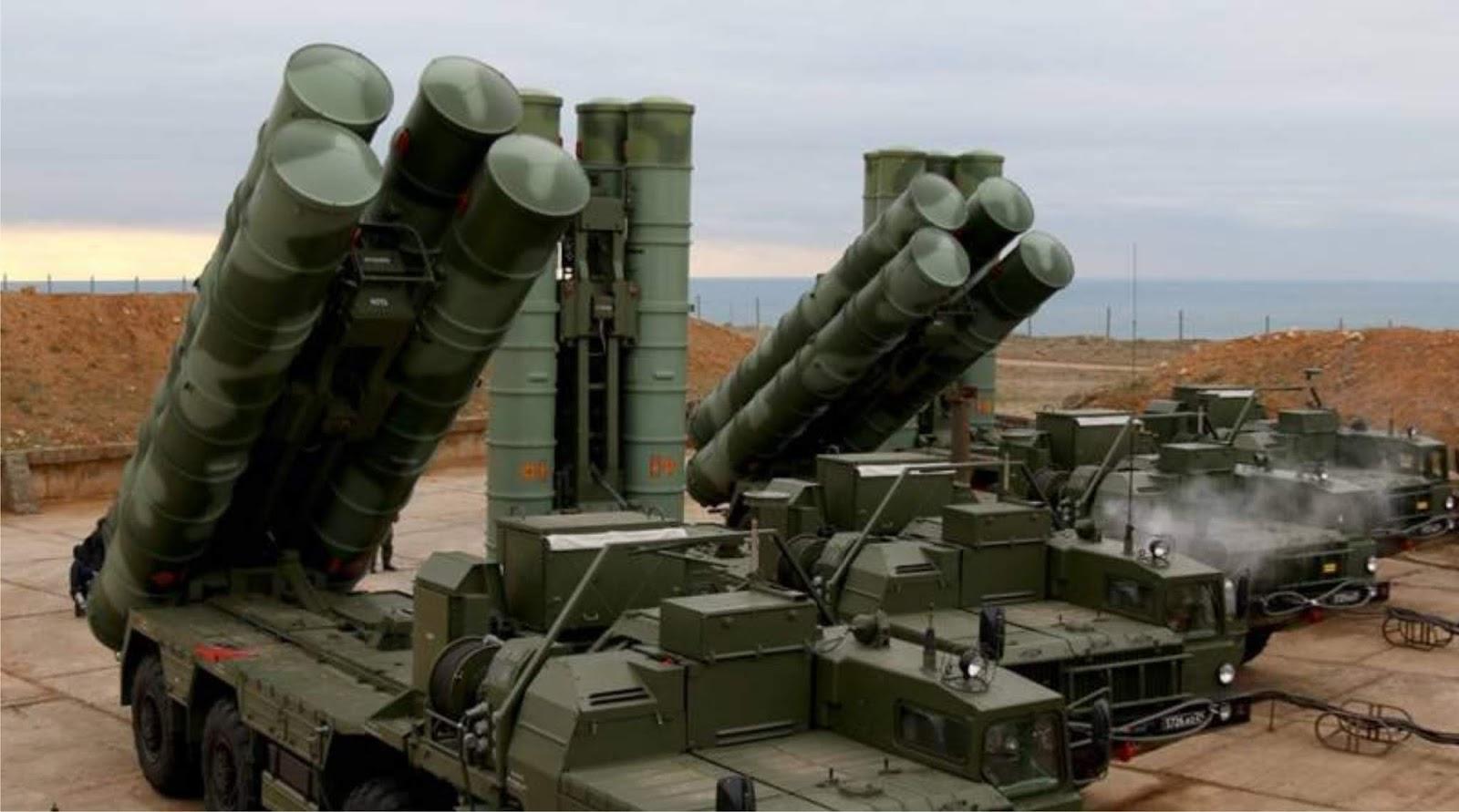 Sistem pertahanan udara S-300 sudah berada di Suriah