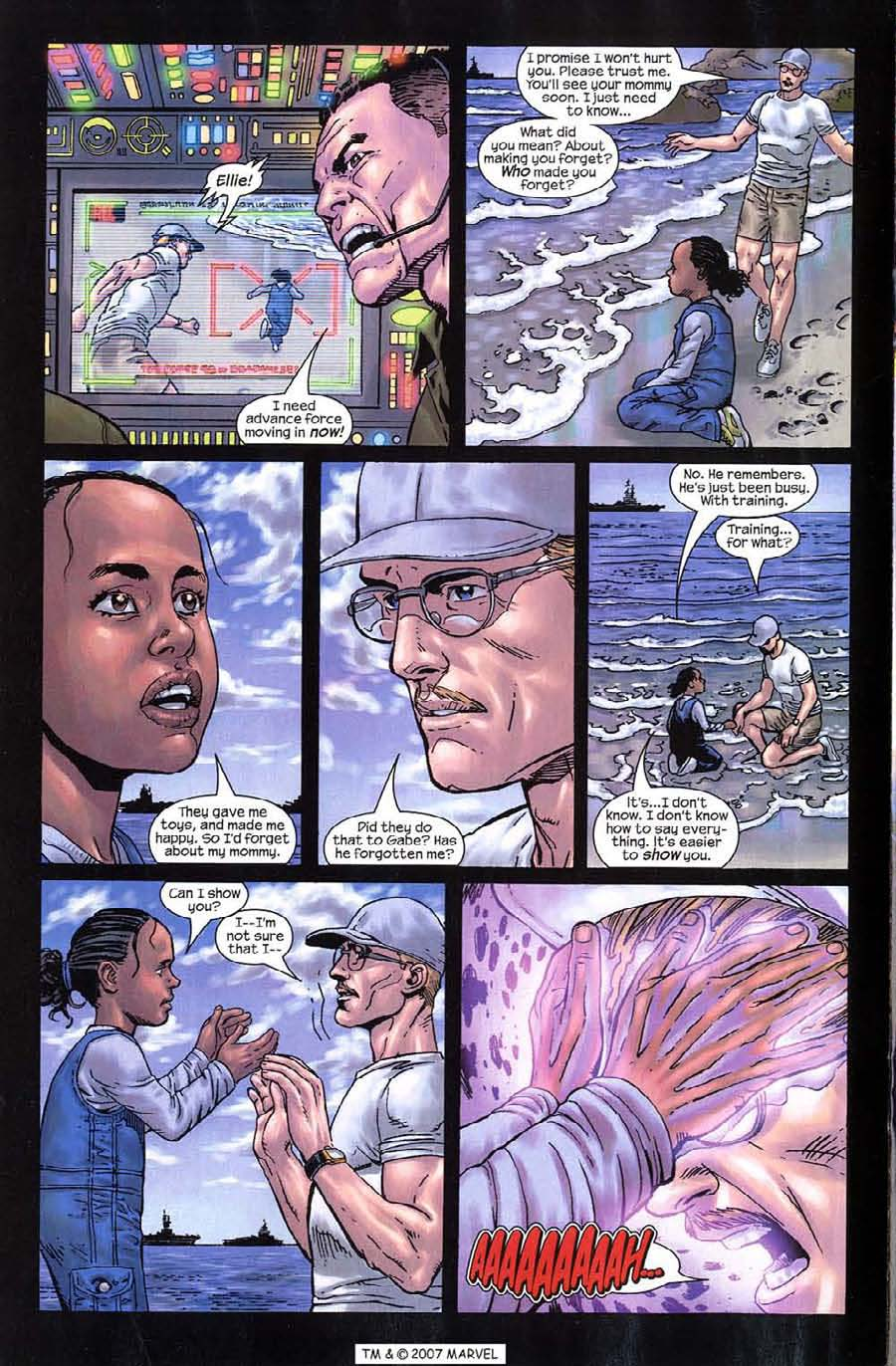 Read online Silver Surfer (2003) comic -  Issue #10 - 14