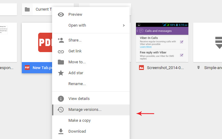 update the Old File with New File in Google Drive without Change the Link