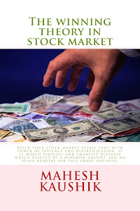 "My bestselling book publish from USA ""The winning theory in stock market"""