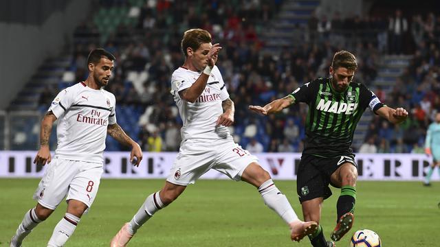 Serie A: AC Milan vs Sassuolo: Kudeta Posisi ke 3