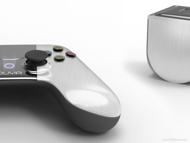 "Console ""Ouya"" outcome and funded through a Kickstarter project will be available on June 4 in the United States, Canada and the United Kingdom."
