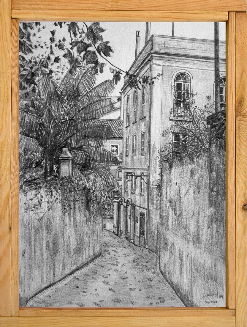 12-Calle-de-Sintra-Daniel-Formigo-Pencil-Urban-Architectural-Drawings-www-designstack-co