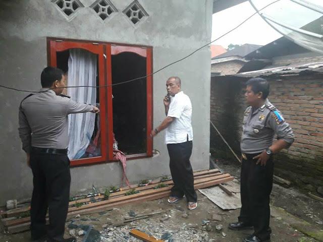 Bom Ikan Suami Meledak, Febrianti Kehilangan Tangan di Hari Raya