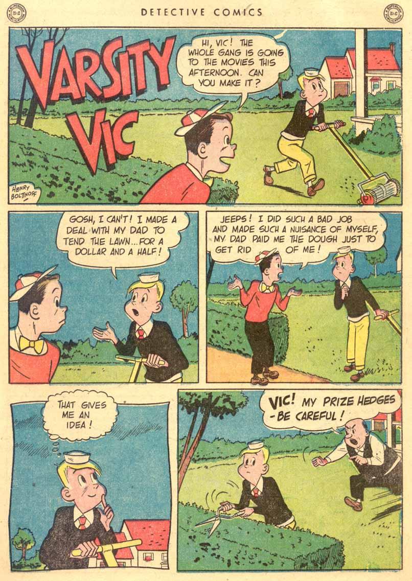 Read online Detective Comics (1937) comic -  Issue #149 - 35
