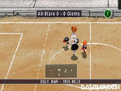 Backyard Soccer PSX Game
