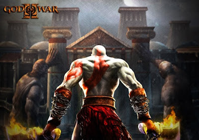 Kode Cheat God of War 2