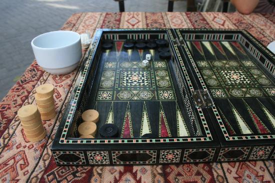 Backgammon Turki