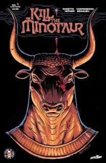 Kill the Minotaur #1 - Second-Printing