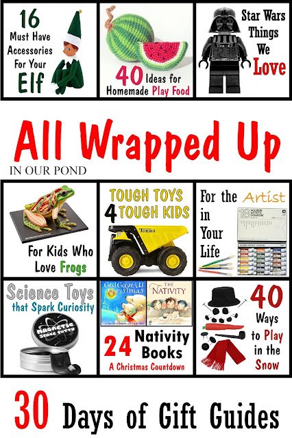 All Wrapped Up Gift Guide Series 2017