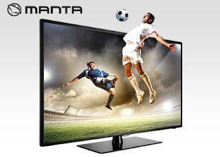 Telewizor 40 cali Full HD Manta 4004 z Biedronki