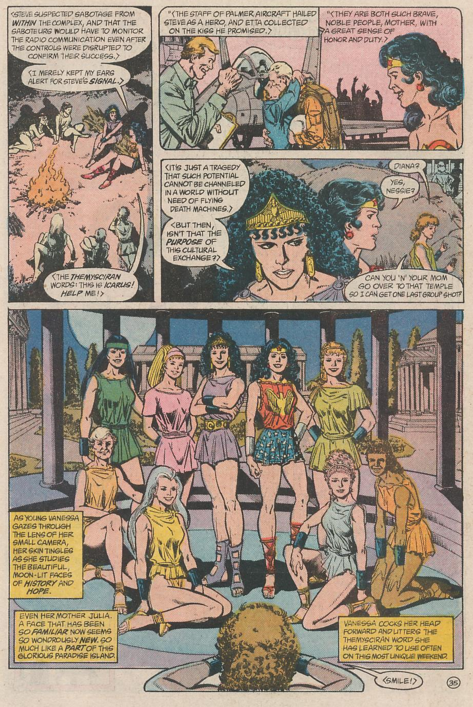 Read online Wonder Woman (1987) comic -  Issue # Annual 1 - 36