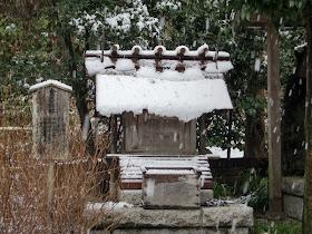 雪の御霊神社