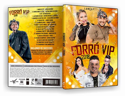 DVD-R FORRO VIP 2018 AS MELHORES – ISO
