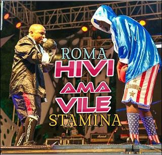 Roma Ft. Stamina - Wapinzani Wa Jadi