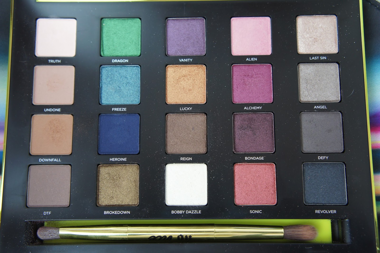 eye, shadow, vice, 3, urban,decay, makeup, review