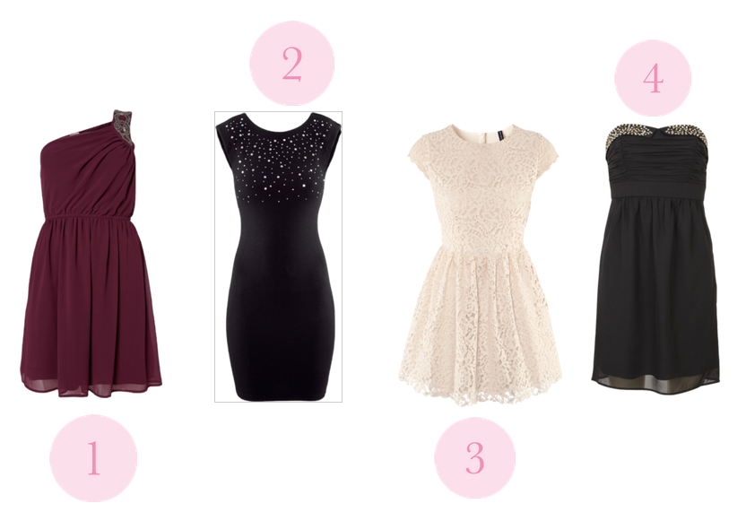 Glossiequeen Party Dresses