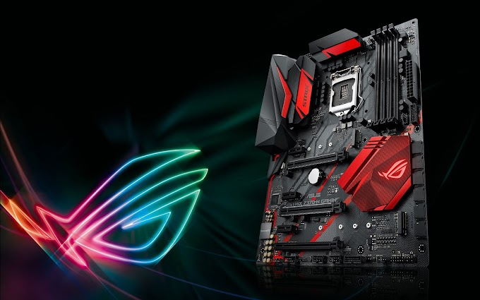 Placa-mãe ASUS ROG Gaming Intel Z370 ATX