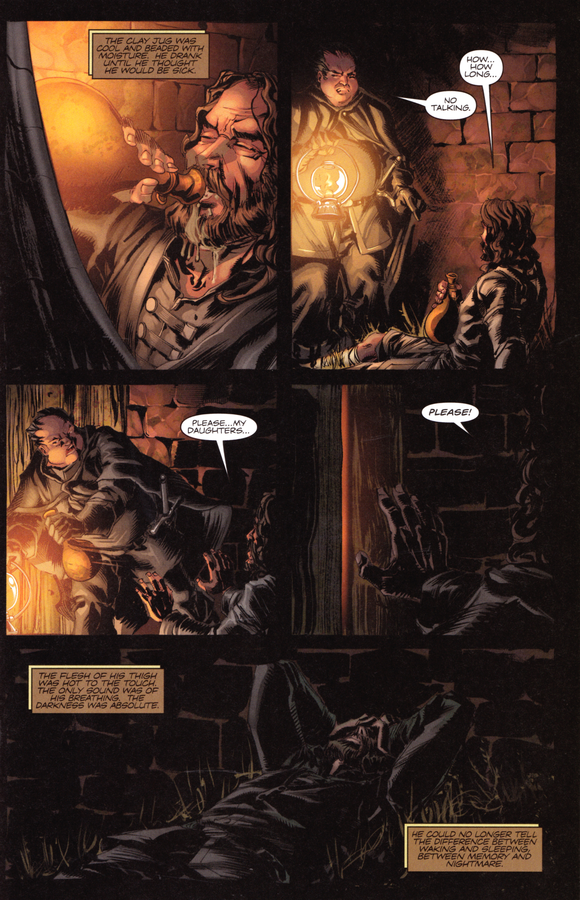 Read online A Game Of Thrones comic -  Issue #18 - 25