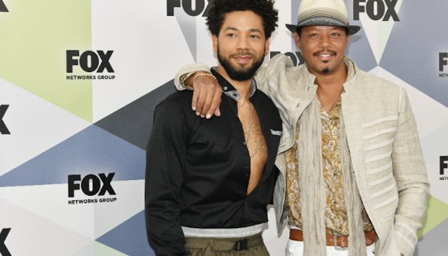 Terrence Howard breaks his silence after arrest of co-star and TV son Jussie Smollett
