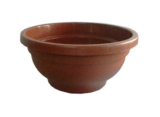 teracotta plastic bonsai pots