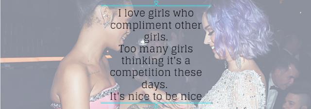 Dlaczego powinnaś komplementować inne dziewczyny?