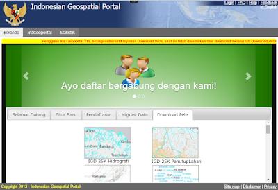 Ina-Geoportal