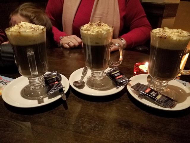 Café Irlandes