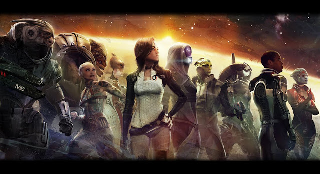 mass effect 2 personnage
