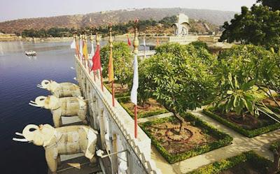 Jag Mandir Palace, Jag Mandir Palace Udaipur, Heritage Sites in Udaipur, Heritage of India, Udaipur Tourist Attractions, Udaipur Tourism, Udaipur Tourist Information, Visit Udaipur, Places To Visit in Udaipur, Udaipur Tourist Guide