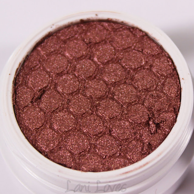 ColourPop Super Shock Shadow - Muse Swatches & Review