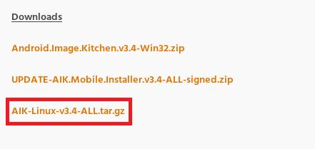 Android-x86 の default prop と build prop を編集する on Ubuntu - Cottpic